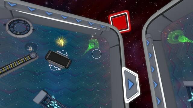 Ya está disponible el juego de puzles Nebulous