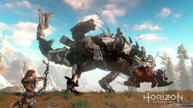 Guerrilla Games anuncia Horizon: Zero Dawn, su juego de acción en mundo abierto