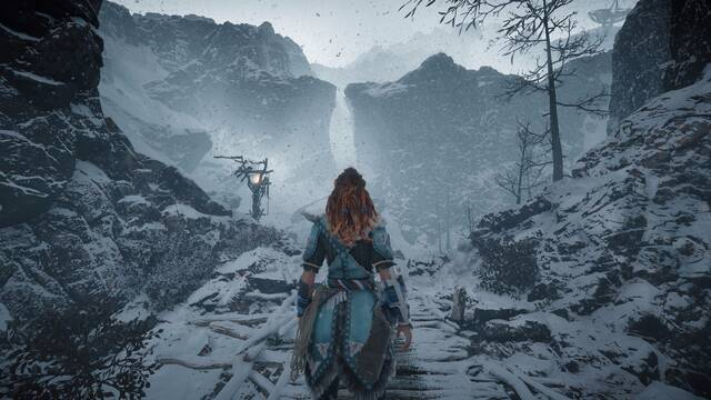 Nuevas imágenes de Horizon: Zero Dawn The Frozen Wilds
