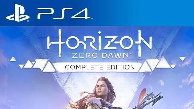 La edición completa de Horizon: Zero Dawn llegará el 6 de diciembre
