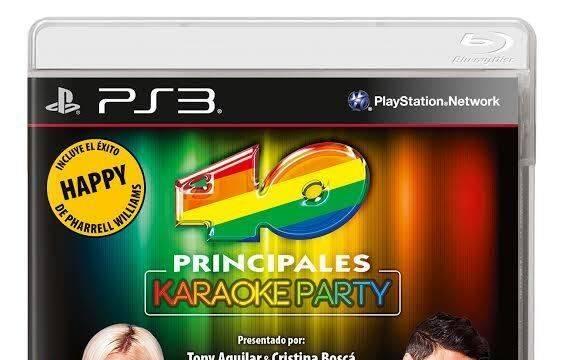 Los 40 Principales Karaoke Party se lanza en noviembre