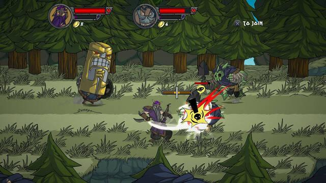 Viking Squad llegará también a PlayStation 4
