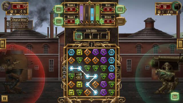 Ripstone muestra Ironcast en su versión para Nintendo Switch