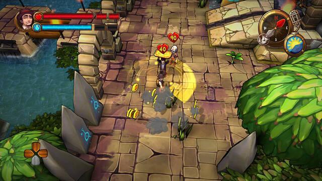 Nuevas imágenes de Lost Sea para PC, PS4 y Xbox One