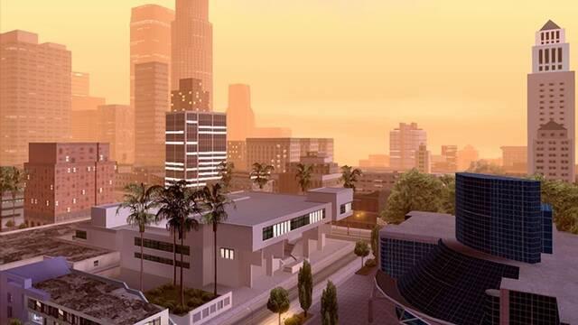 Grand Theft Auto: San Andreas para Xbox 360 se muestra en imágenes