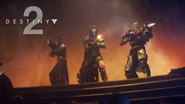 Destiny 2 nos presenta a sus líderes de facción Zavala y Hawthorne