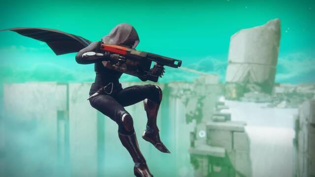 Destiny 2 presenta sus nuevas armas