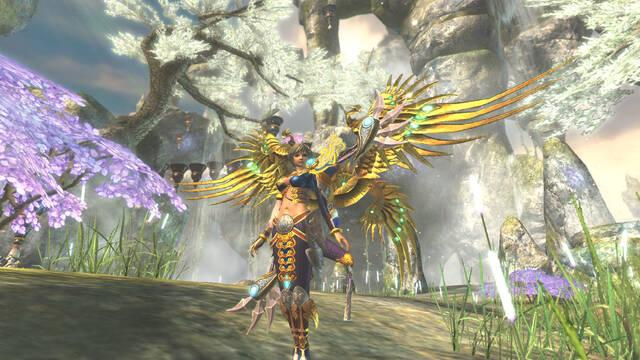 Weapons of Mythology, un MMORPG free-to-play, llegará a finales de año