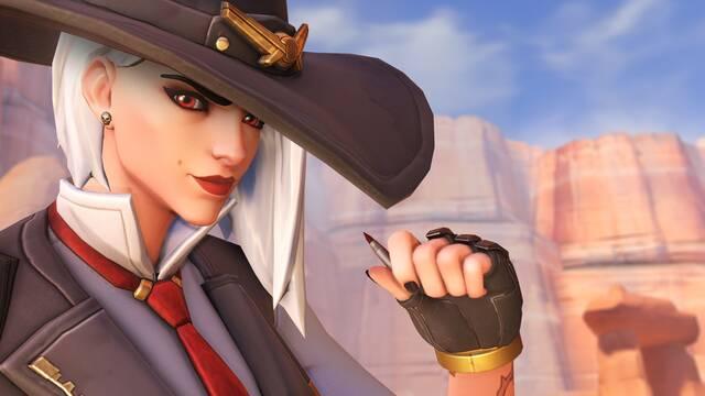 Blizzard presenta los orígenes de Ashe, nueva heroína de Overwatch
