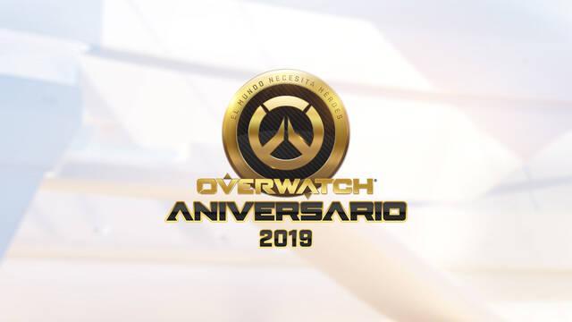 El evento 'Aniversario' arranca en Overwatch