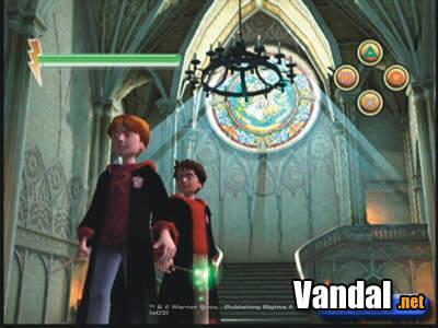 Primera Imagen Del Nuevo Juego De Harry Potter Vandal