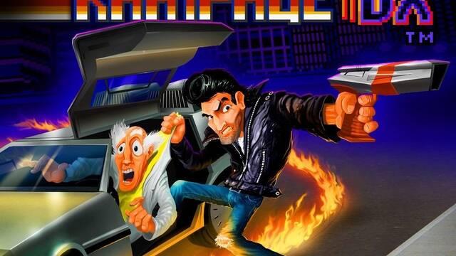 Retro City Rampage DX podría tener edición física en PS Vita