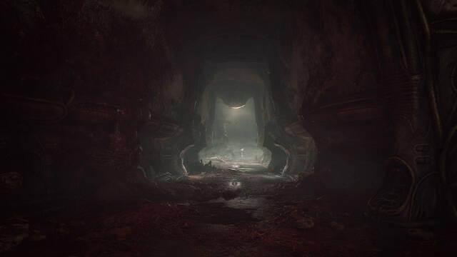 El juego de terror 'biomecánico' Scorn fecha su salida en PC para 2018