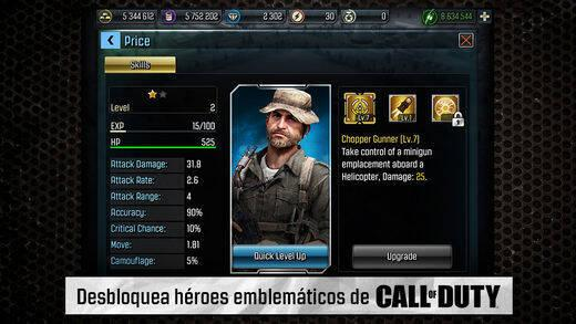 Call of Duty: Heroes llega a dispositivos móviles