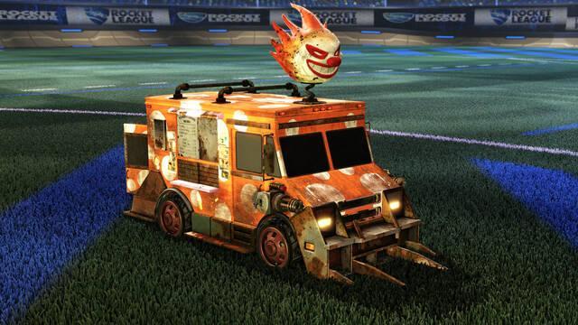 Rocket League permitirá jugar online a usuarios de PS4 y PC