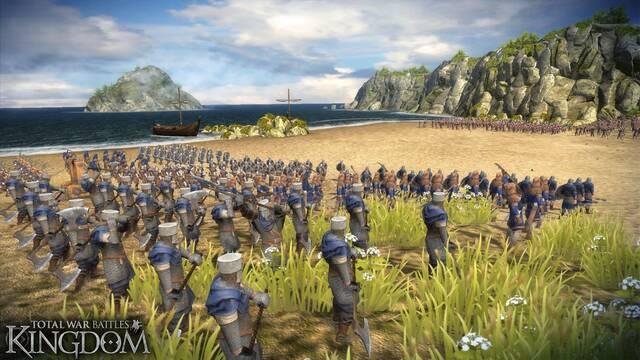 Total War Battles: KINGDOM se lanza el 24 de marzo