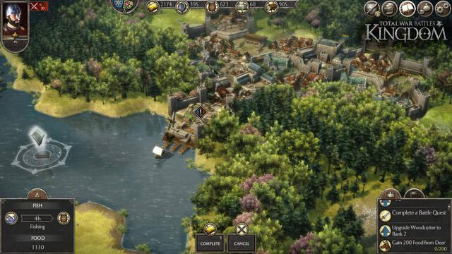 Comienza la beta abierta de Total War Battles: Kingdom en PC