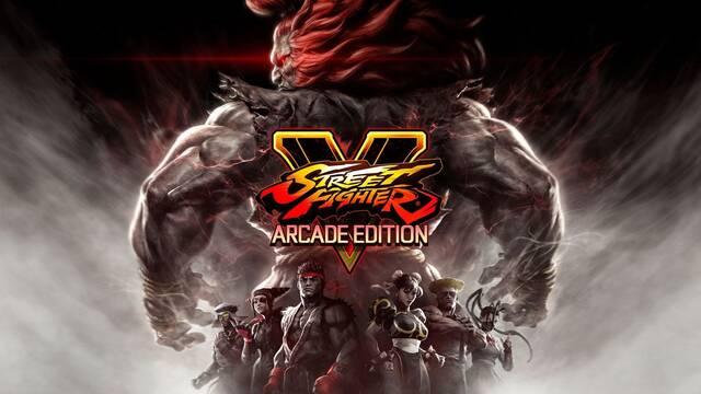 Capcom anuncia Street Fighter V: Arcade Edition para PS4 y PC