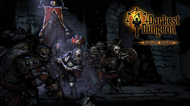 Darkest Dungeon llegará en enero a Nintendo Switch