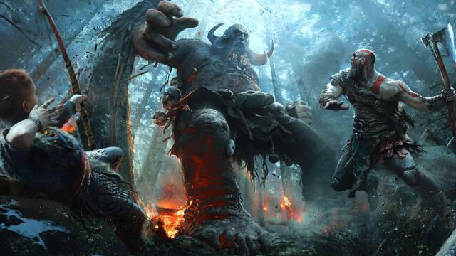La relación entre Kratos y su hijo en God of War será profunda