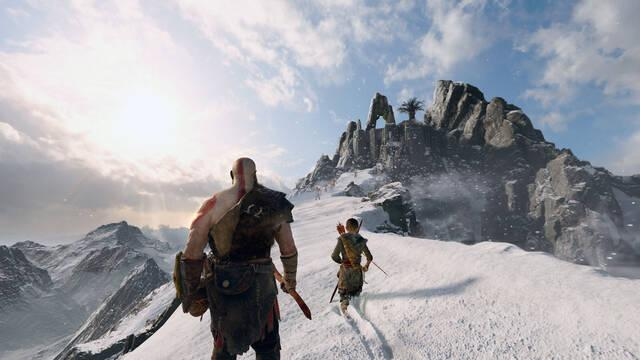 Lo mostrado de God of War corre en PS4 'estándar'