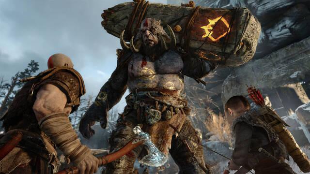 God of War incluirá jefes opcionales