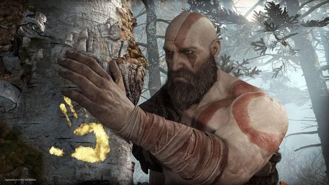 God of War repite como el más vendido la última semana en Reino Unido