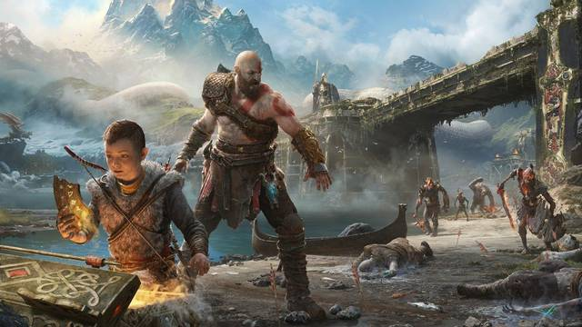 Cory Barlog revela que Kratos estuvo cerca de ser descartado en God of War