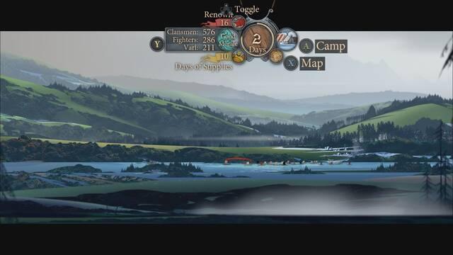 The Banner Saga 2 llegará a PlayStation 4 y Xbox One el próximo 26 de julio