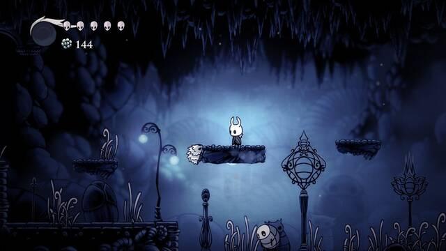 Hollow Knight llegará pronto a Switch