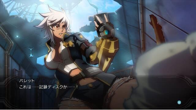 BlazBlue: Chrono Phantasma Extend también llegará a PS Vita