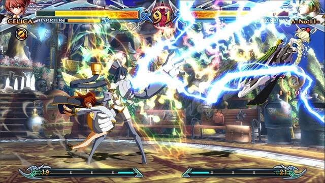 BlazBlue: Chrono Phantasma Extend llegará a Europa
