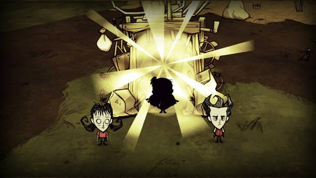 Don't Starve Together llegará también a PS4