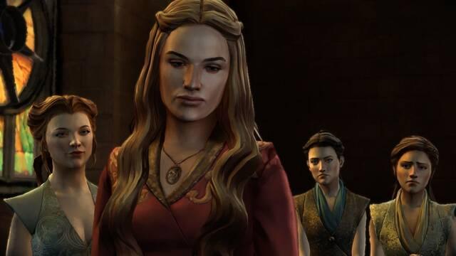 La edición física de Game of Thrones: A Telltale Games Series saldrá el 20 de noviembre
