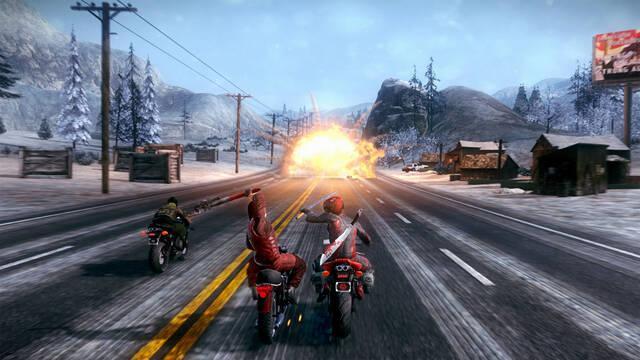 Road Redemption llegará a Xbox One, PS4 y Switch a finales de año