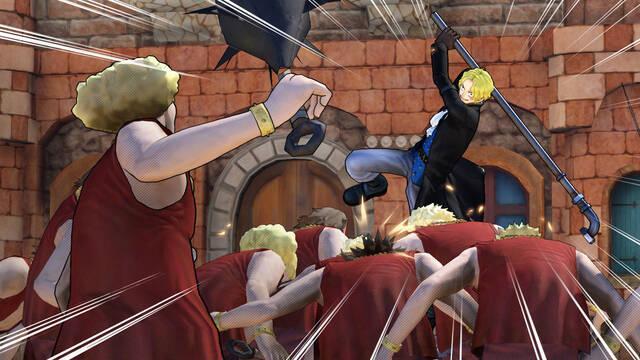 Nuevo tráiler e imágenes de One Piece: Pirate Warriors 3
