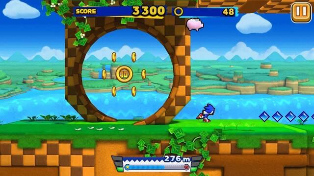 Sonic Runners ya está disponible para iOS y Android en todo el mundo