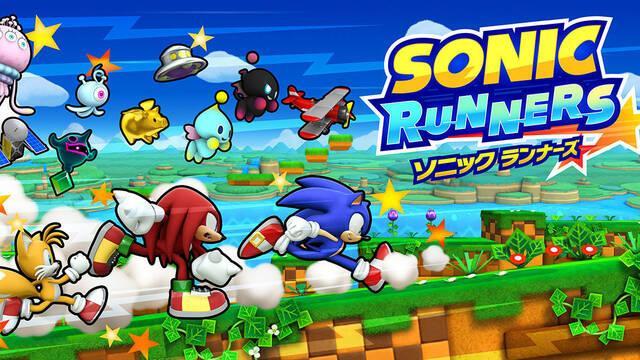 Sonic Runners cerrará sus servidores el 27 de julio