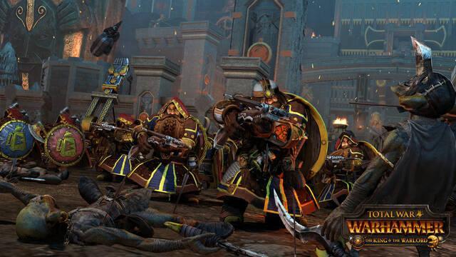 Total War: Warhammer presenta su nuevo contenido descargable