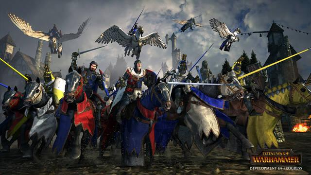 Total War: Warhammer nos ofrece un tráiler en 360º para celebrar su lanzamiento