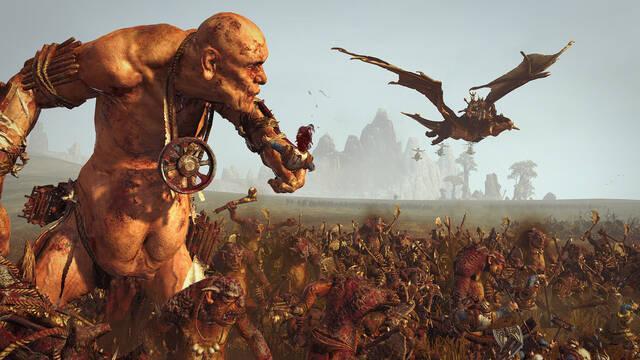 Total War: Warhammer presenta su contenido 'Sangre para el Dios Sangriento'