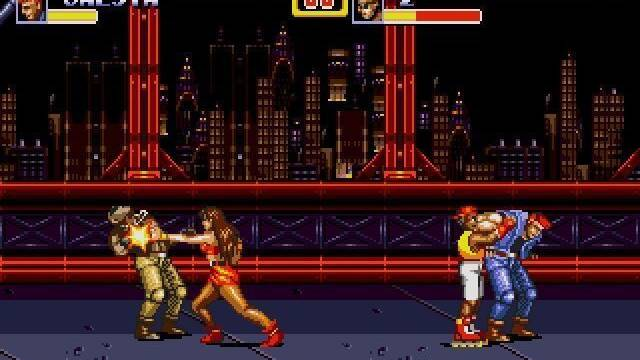 Consigue gratis Revenge of Shinobi y Streets of Rage 2 para Steam