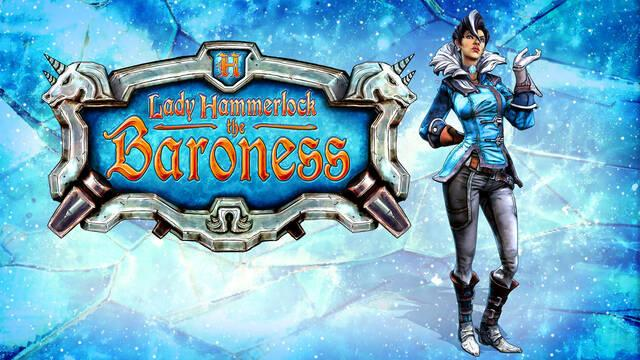 Lady Hammerlock llegará a Borderlands: The Pre-Sequel esta semana