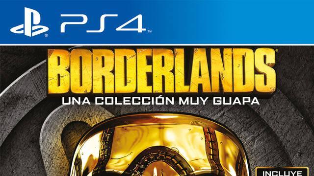 Anunciado Borderlands: Una colección muy guapa para Xbox One y PS4