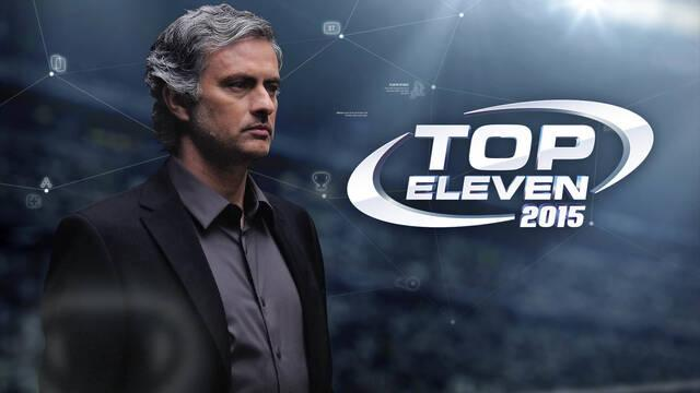 Top Eleven 2015 presenta su tráiler de lanzamiento con Mourinho