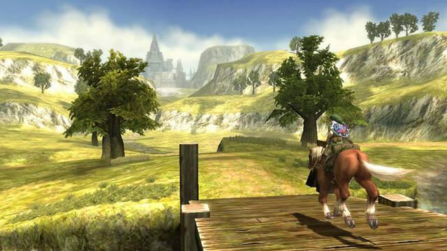 GC: Nuevas imágenes de Zelda: Twilight Princess