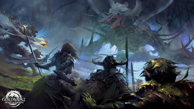 Anunciada la actualización de invierno para Guild Wars 2: Heart of Thorns y Guild Wars 2