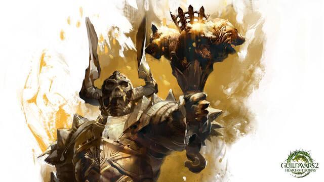 Presentado el Berserker, una de las nuevas especializaciones de élite de Guild Wars 2