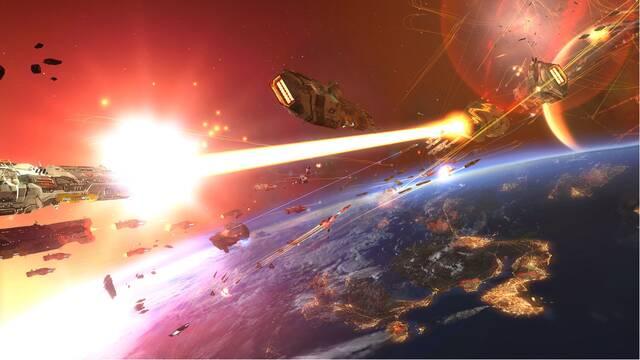 La saga de estrategia espacial Homeworld hará un anuncio el 30 de agosto