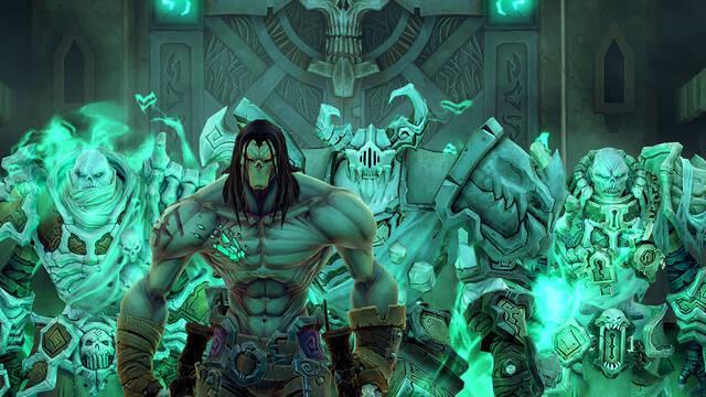 La remasterización de Darksiders 2 se lanzó para despertar otra vez el interés por la saga
